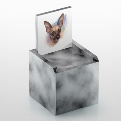 Cinerary urns for animals - Arrigo Urne
